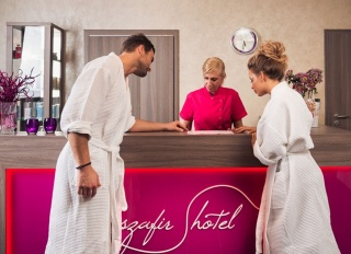 Wellness & Spa Hotel Szafir