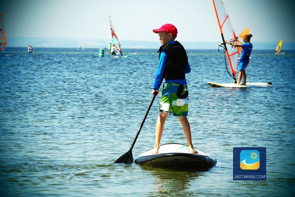 Stand Up Paddling - w skrócie SUP.